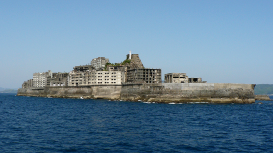The History of Hashima, the Island in Bond Film 'Skyfall'