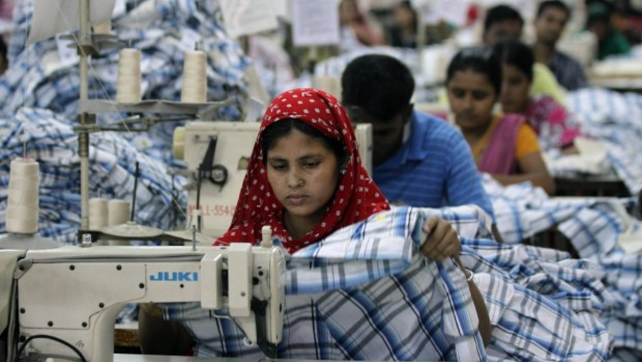 Changing Women's Lives in Bangladesh's Garment Factories   Public
