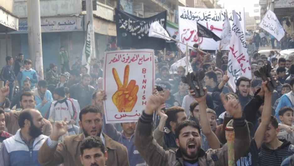 Syria: Anti-Regime Activists Subvert Internet Blackout ...