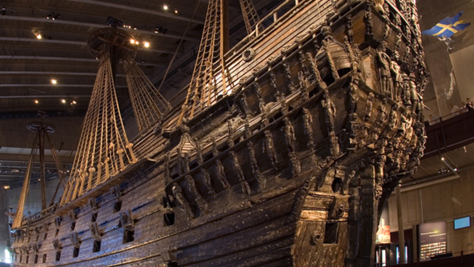New Clues Emerge In Centuries Old Swedish Shipwreck