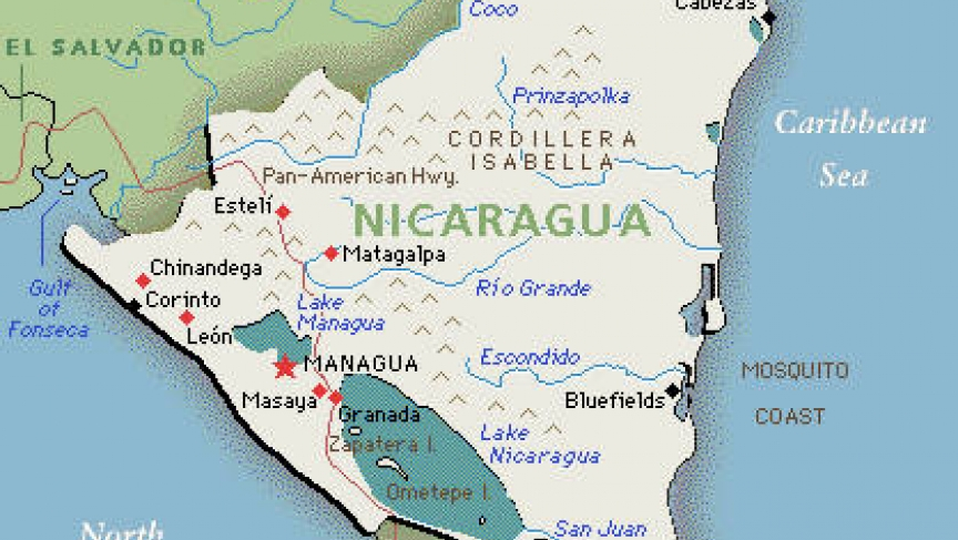 Chinese Plan for Inter-Oceanic Canal Across Nicaragua Echoes British ...