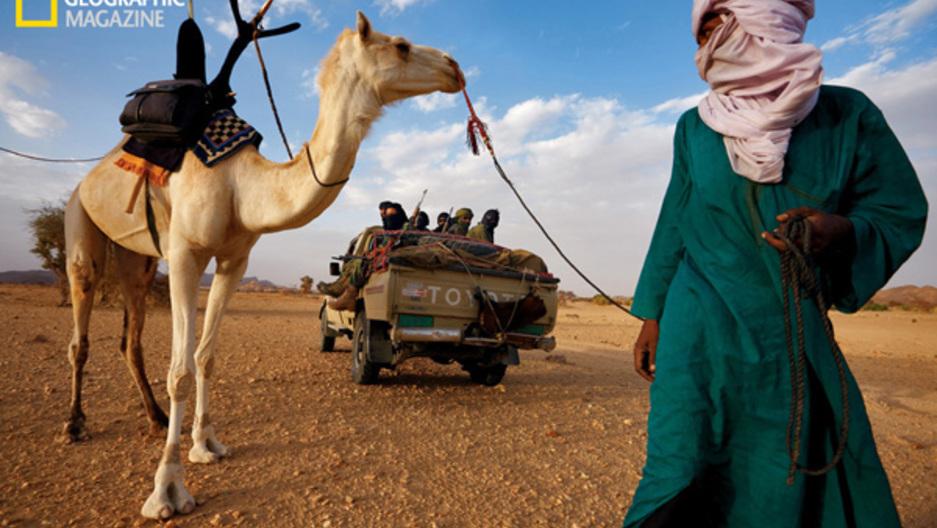Nomads Of The Sahara Public Radio International