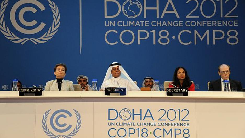 Un Climate Secretariat Meets With Renewed Sense Of Urgency Public