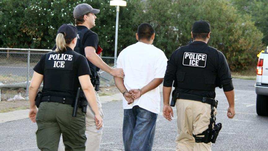 When an undocumented immigrant commits a serious crime, secrecy
