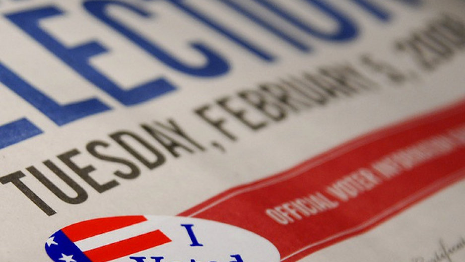 Independent Voters Disenfranchised And Racially Diverse
