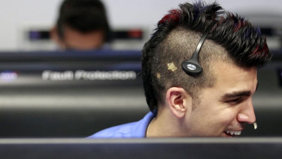 Mohawk Guy Becomes The New Face Of Nasa Public Radio International
