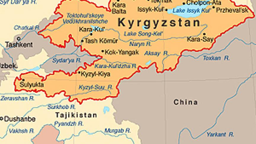 Chaos in Kyrgyzstan Public Radio International