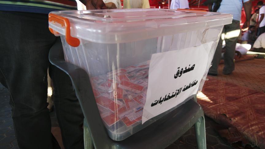 On eve of Libya's first real elections, many candidates tout