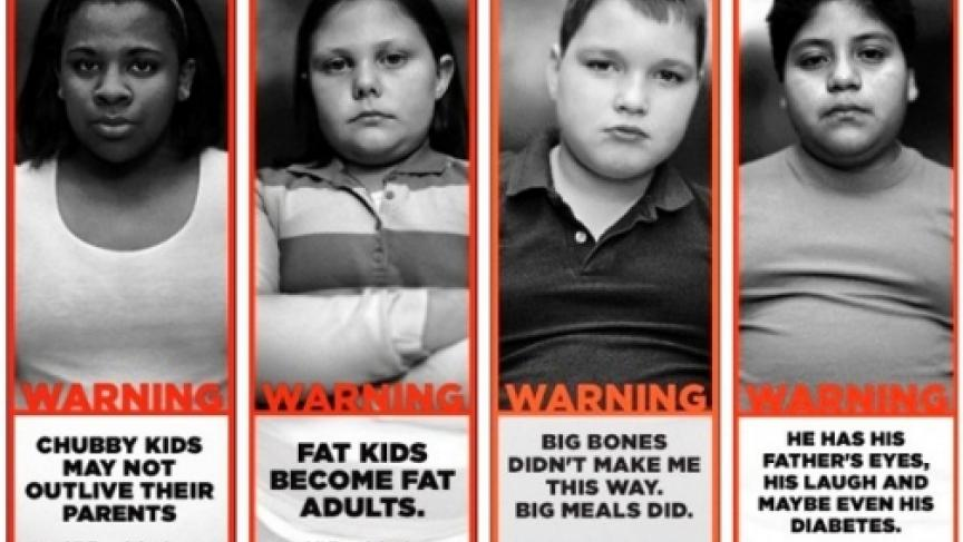 Obese fat overweight chubby