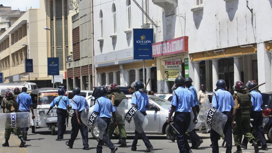 Mombasa terrorist attack 'imminent,' warns US Embassy in