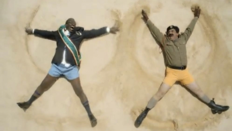 Fast Food Chain Nandos Uses Dead Dictators To Sell Chicken Video