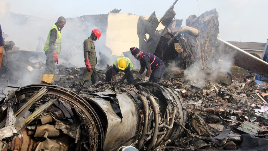 Why so many planes crash in Nigeria   The World from PRX