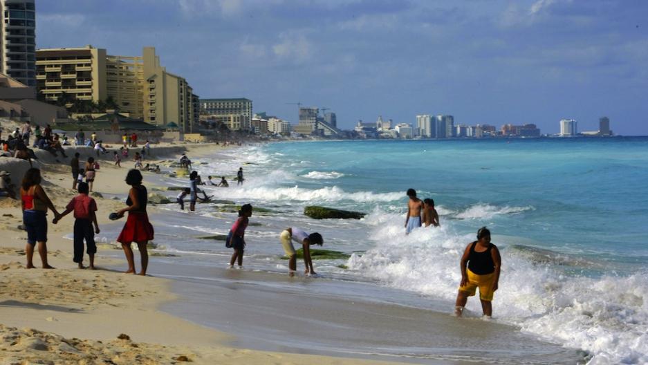 cancun mexico tourist deaths