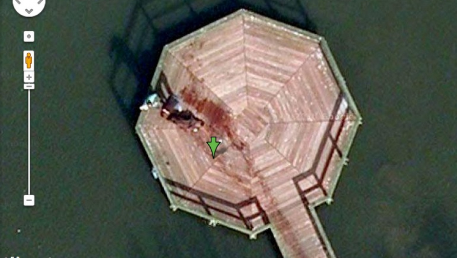 Brutal Murder Caught On Google Maps Public Radio