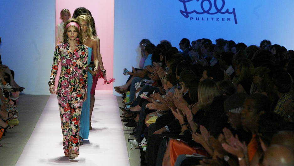 Color Loving Fashion Designer Lilly Pulitzer Dies At 81 The World From Prx