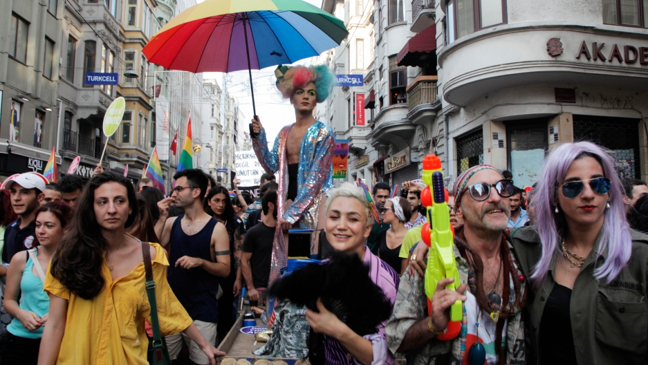 Turkish homosexuality in turkey