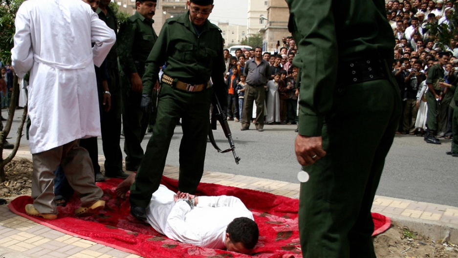 Articles death penalty yemen
