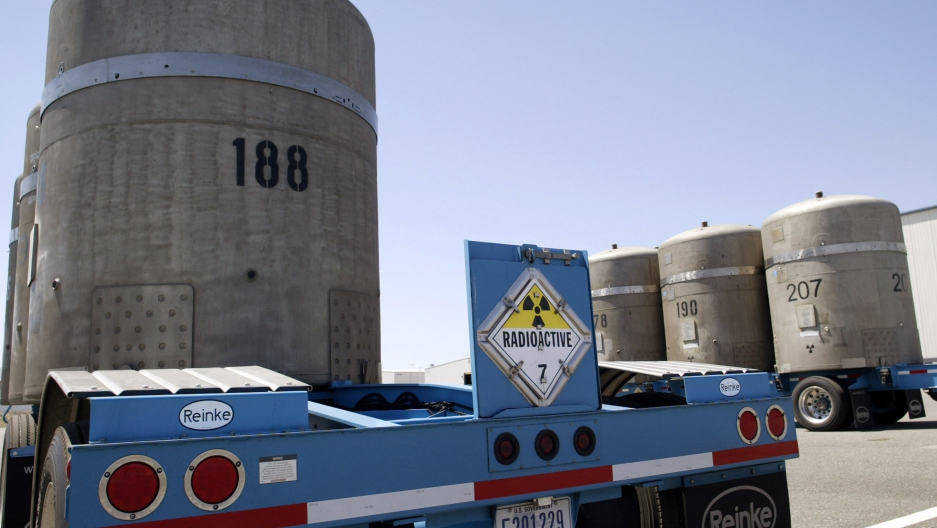 More leaking nuclear tanks found at Hanford waste site (VIDEO) | The World  from PRX