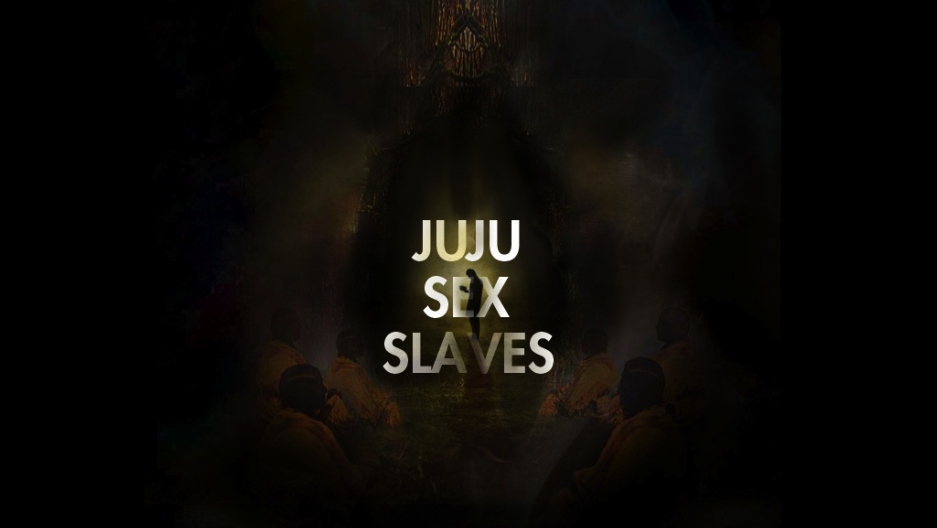 Nigerian shamans and traffickers use juju magic to force women into  prostitution
