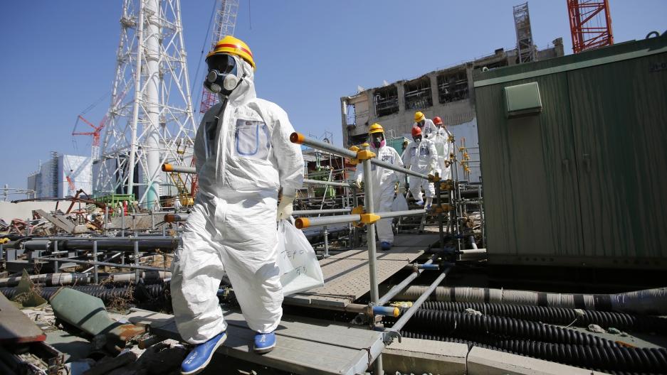 Japan's Fukushima: long, risky work in progress | Public Radio