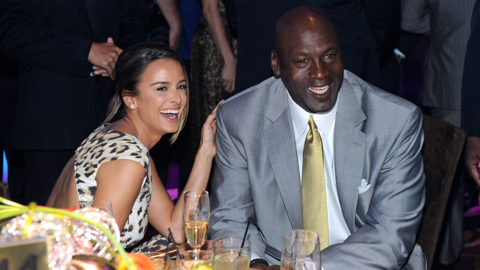 Fellas: These are the women you'll have to settle for if ... |Michael Jordan Girlfriend 2012