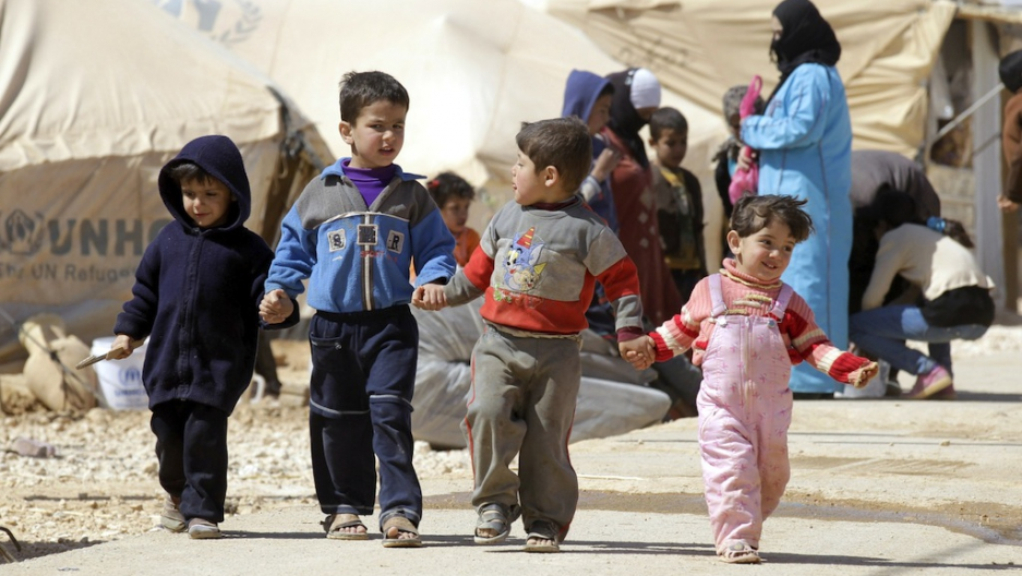 Child soldiers recruited in Syria: Save the Children ...