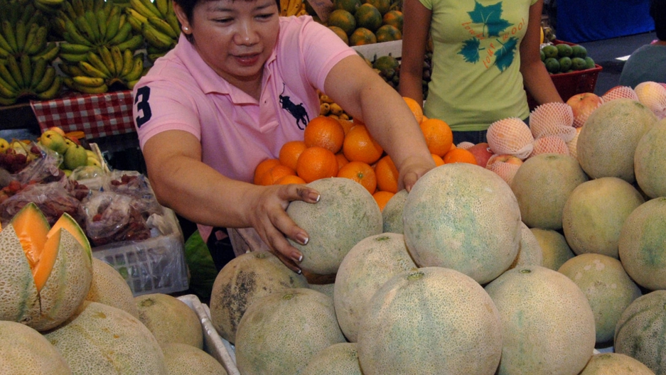 Two Luxury Melons In Japan Sell For Over 15 000 At Auction The World From Prx Looking for cantaloupe aqua galle, a 4 star hotel in galle? two luxury melons in japan sell for