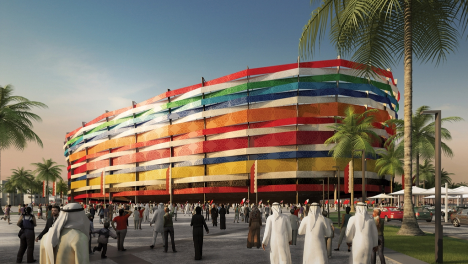 Will slaves build Qatar's World Cup? | Public Radio
