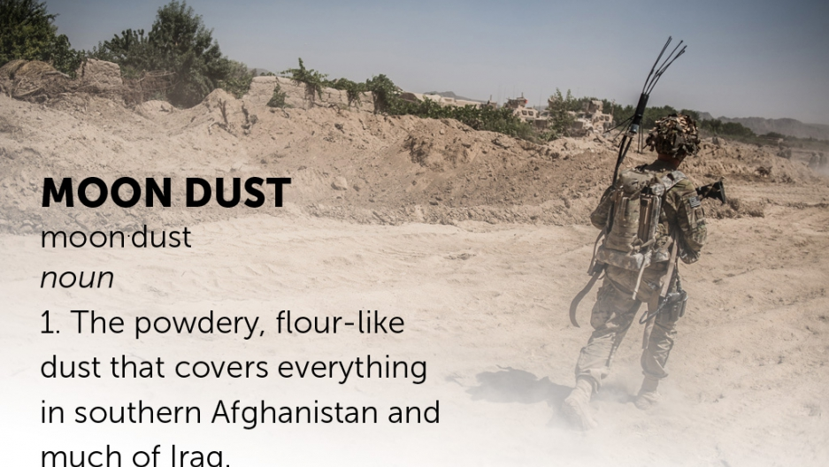 Fighting War On Terror By Flying Blind >> The Definitive Glossary Of Modern Us Military Slang Public Radio