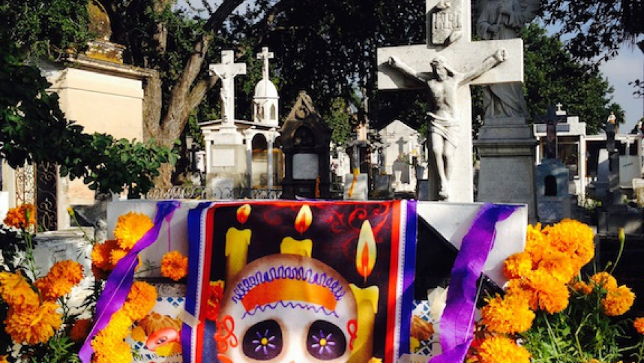 Day of the Dead comes to life in Mexico | Public Radio