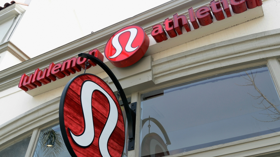 eb6ec81117cf0 Lululemon Athletica shares fell in 2013 after the retailer removed some of  its popular yoga pants from stores for being too sheer.