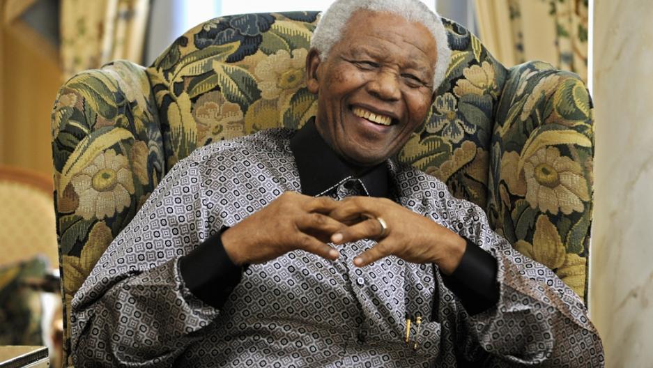 11 Inspiring Quotes From Nelson Mandela | Public Radio International