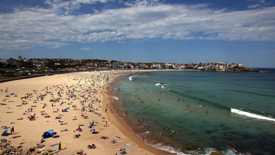 89fb4d2def29 The five victims were returning home from a Jewish Sabbath dinner at  Australia s iconic Bondi Beach when they were set upon by a group of eight  men.