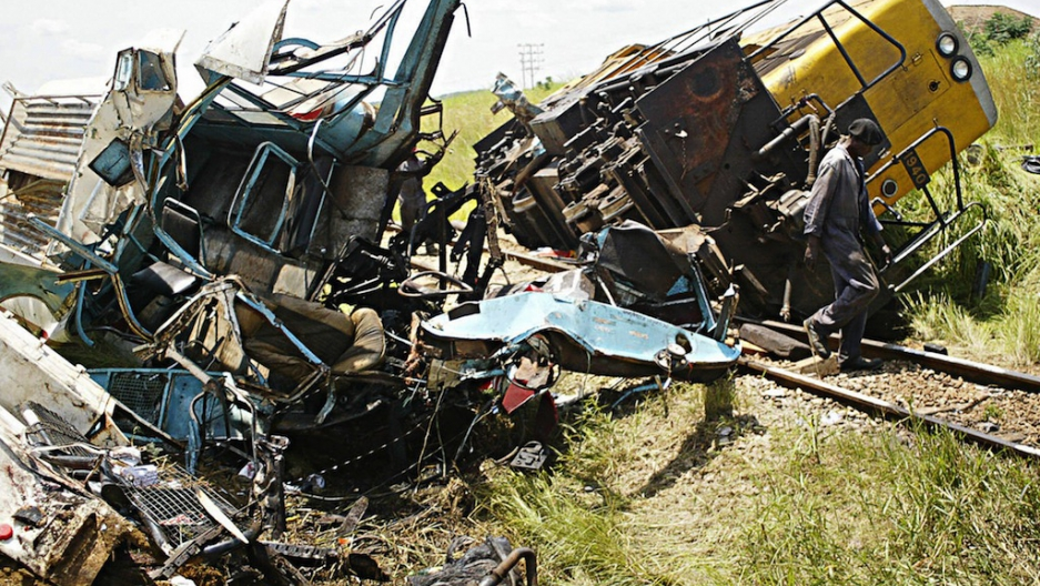 Zimbabwe Road Accident 24 Killed After Truck Ethanol