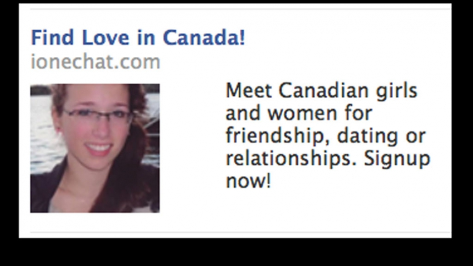 Canadian girls on facebook