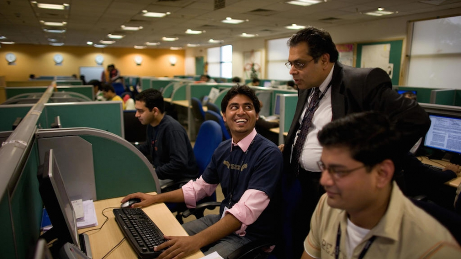 How the Philippines is crushing the Indian call center business ...