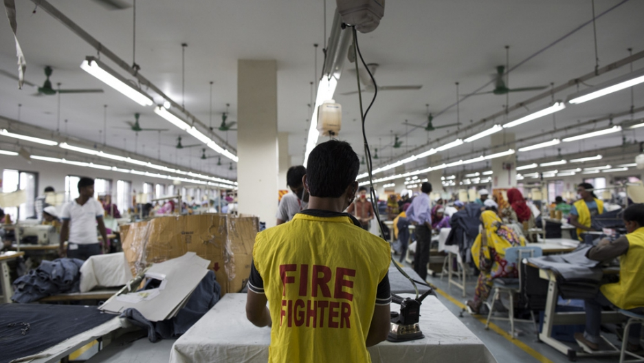 Inside Bangladesh's garment industry, second largest in the world