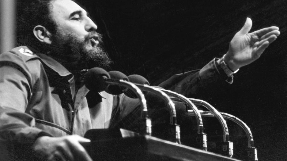 the dictatorship of cuban leader fidel castro Fidel castro is the former political leader, and dictator of cuba he was born on august 13th, 1926 to angel castro y argiz, a sugar cane grower, and lina ruz gonzalez his full name at birth was fidel alejandro castro ruz fidel attended boarding school and private school as a child but preferred sports to school.