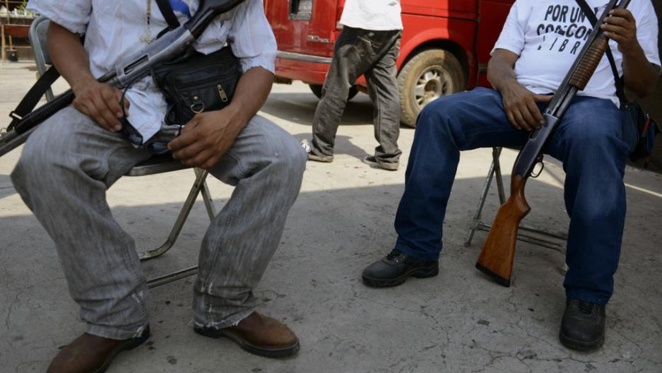 Confronting Mexico's Knights Templar cartel | Public Radio