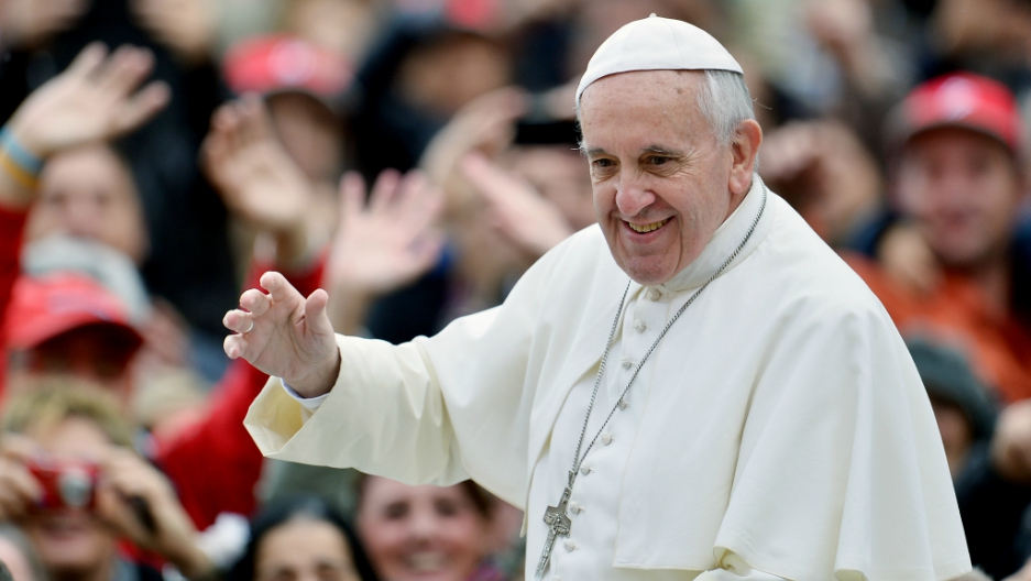 21 reasons Pope Francis is everyone's Person of the Year ...