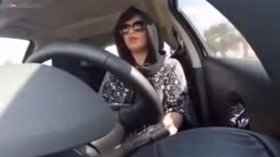 e4e2904ed Activist arrested for defying Saudi Arabia's ban on women driving ...