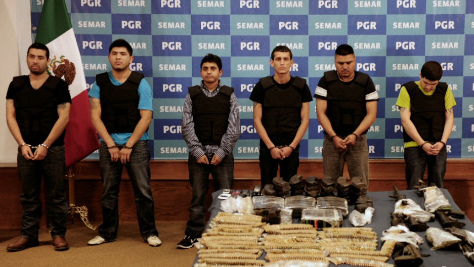 The 6 most infamous crimes committed by Mexico's Zetas
