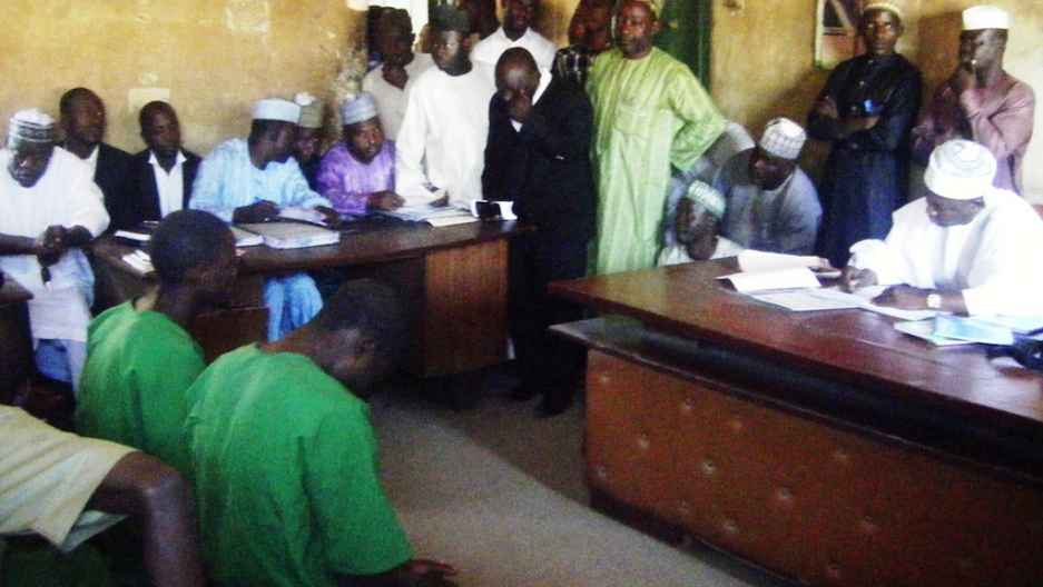 Image result for Sharia Court nigeria