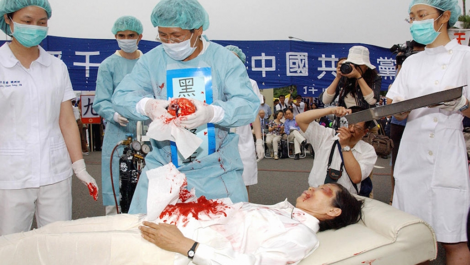 Why China Fears The Falun Gong Public Radio International