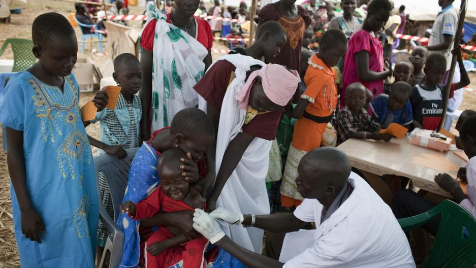 The High Cost Of Vaccines >> High Cost Of Vaccines Complicates Crisis Response In South Sudan