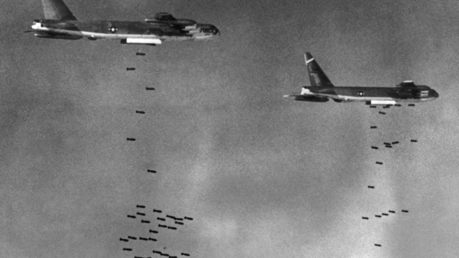 For Vietnam, leftover American bombs mean the war has ...  For Vietnam, le...