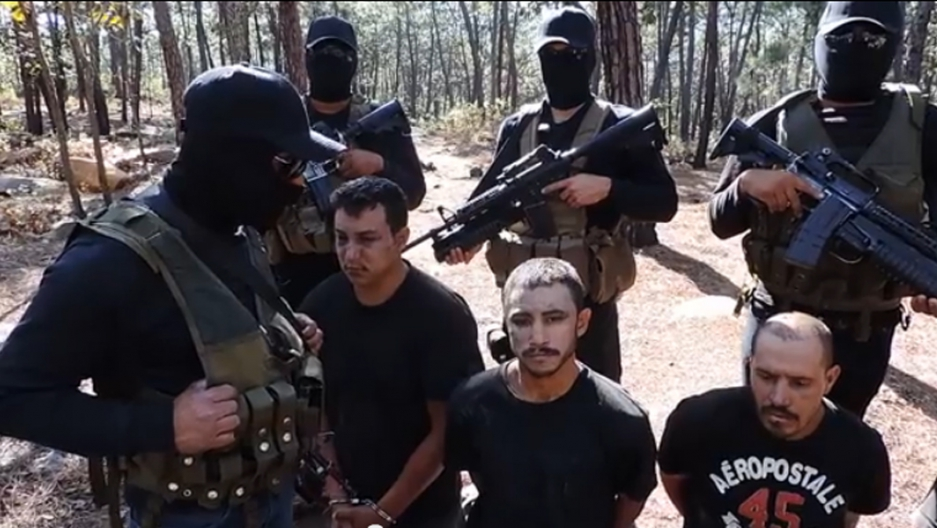 meet mexico s fastest growing drug cartel it even builds its own