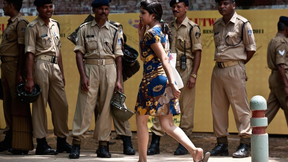 child harassment in india