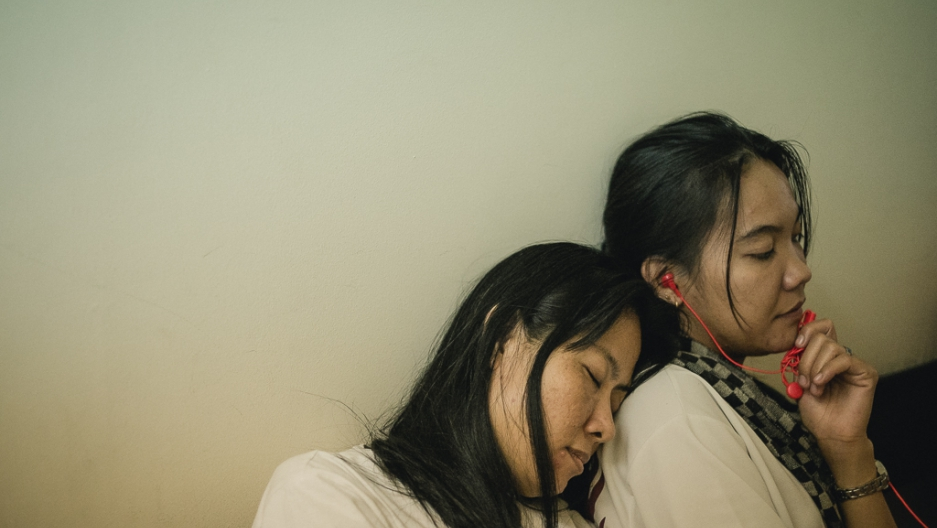 Redtube Asian Lesbians