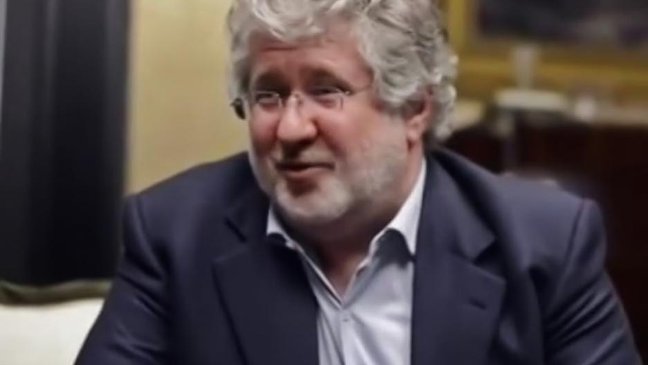 Ukraine oligarch Ihor Kolomoisky
